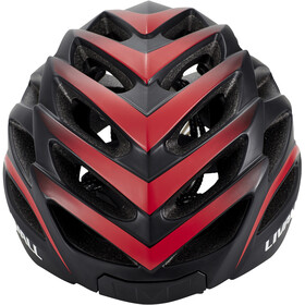 LIVALL BH62 Kask w tym BR80, black/red